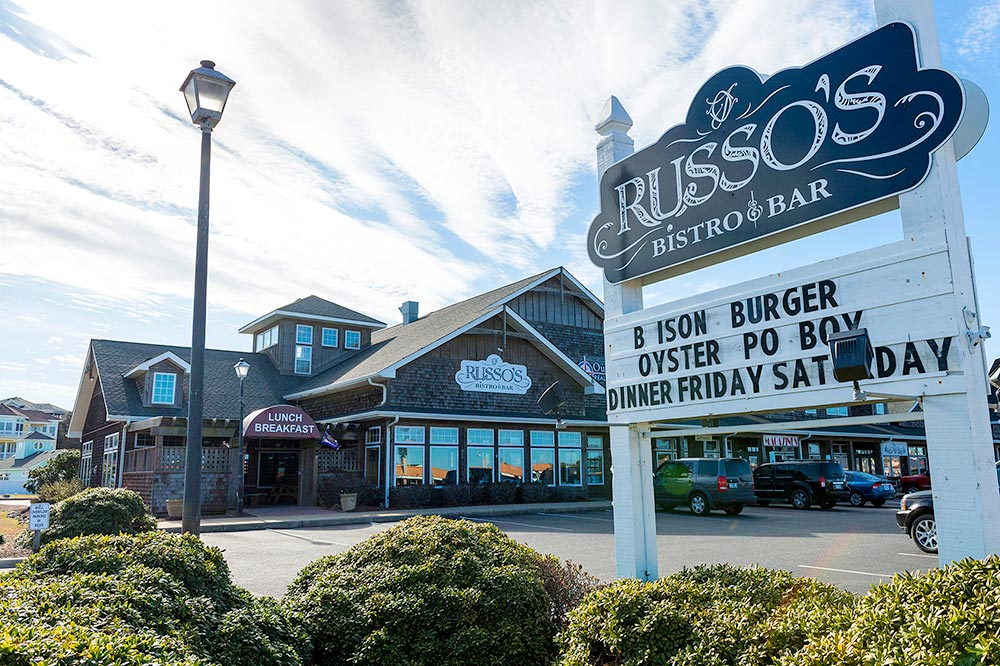 Russo's Bistro & Bar in Kitty Hawk, NC