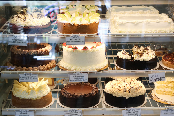 Sweet Days at Tullio's Bakery