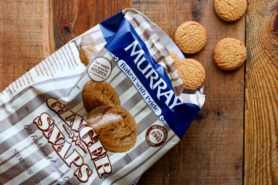 Murray's Gingersnap cookies