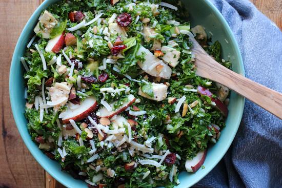 Giant Dinner Salad